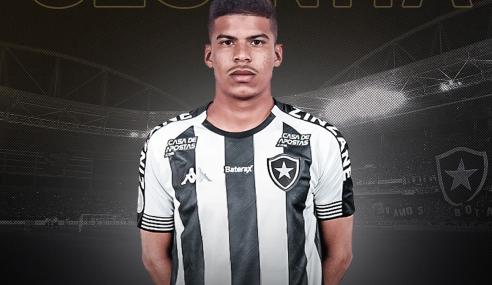 Botafogo anuncia contratação de Cesinha, destaque da última Copa São Paulo