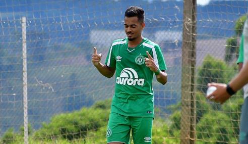 Em jogo de seis gols, Chapecoense vence Bahia pelo Brasileirão Sub-20
