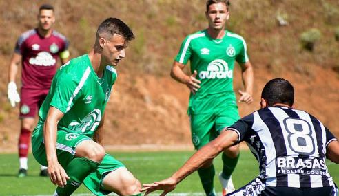 Botafogo mantém embalo e derrota Chapecoense fora de casa pelo Brasileirão sub-20