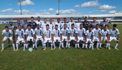 Confiança elimina Galvez e vai às oitavas da Copa do Brasil Sub-17
