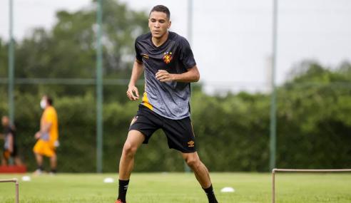 Sport Recife empresta lateral-direito ao Botafogo-PB