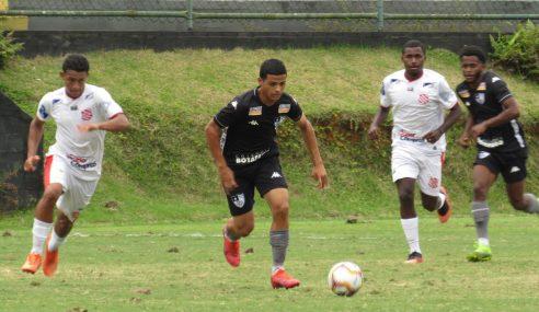 Botafogo fica no 0 a 0 com o Bangu e garante liderança na Taça Rio sub-20