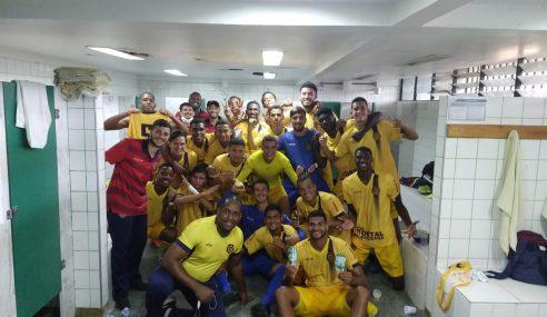 Confira os classificados e os duelos das quartas de final da Taça Rio sub-20