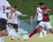 Flamengo e Athletico-PR empatam jogo de ida das semifinais do Brasileirão Sub-17