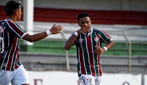 Shaktar Donetsk abre conversas com o Fluminense por artilheiro do Brasileirão Sub-17