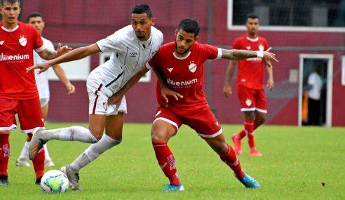Vila Nova vence Fluminense fora de casa e se classifica no Brasileirão de Aspirantes
