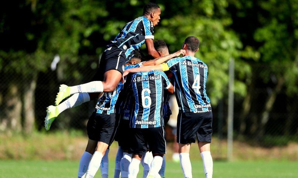 Grêmio vence Fortaleza e pula para terceiro no Brasileirão de Aspirantes