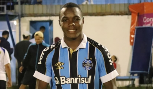 Grêmio contrata três colombianos e um paraguaio para a base