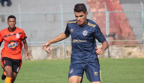 Legião bate Real Brasília no jogo de ida da semifinal do Candango sub-20