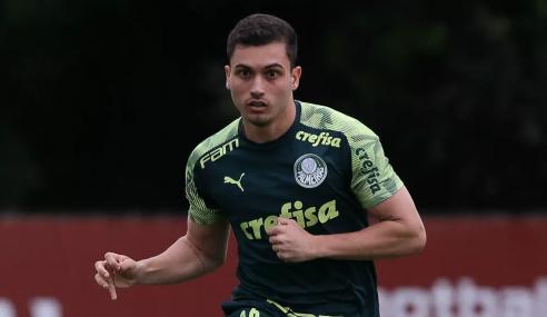 Palmeiras renova empréstimo de Luan Silva