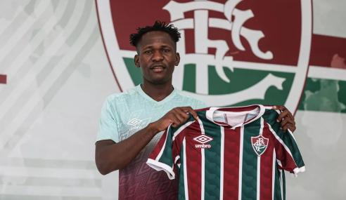 Fluminense contrata angolano para a equipe sub-23