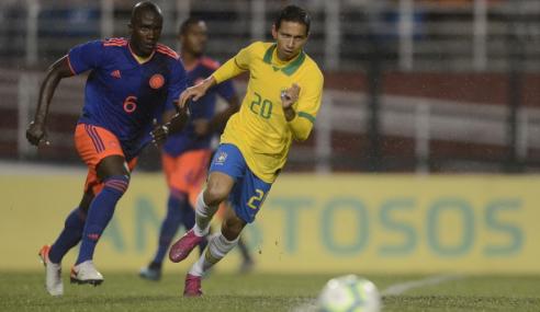 Após lesão de Pedrinho, Jardine convoca Mauro Júnior para a seleção olímpica