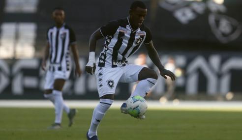 Quatro jogadores do sub-20 se despedem do Botafogo