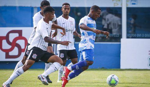 Brasileirão de Aspirantes: Corinthians vence Paysandu em jogo de seis gols e duas viradas