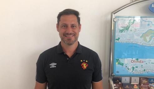 Sport Recife anuncia novo técnico para equipe sub-20