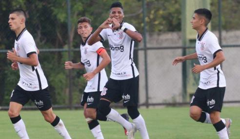 Meia do sub-17 do Corinthians passará por cirurgia e só deve voltar em 2021