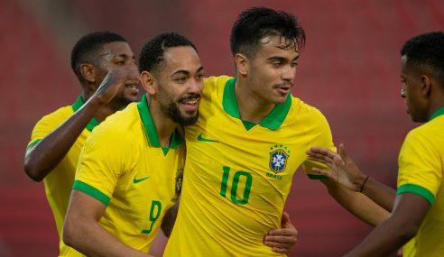 Seleção Olímpica vence Coreia do Sul de virada em amistoso no Egito
