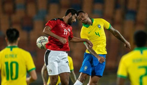 Seleção Olímpica leva virada do Egito em último teste de 2020