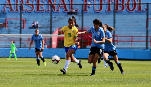 CONMEBOL aia Sul-Americano Feminino sub-17 e sub-20 para janeiro