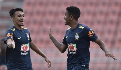 Com seis casos de COVID-19, Seleção Brasileira sub-17 cancela jogo-treino