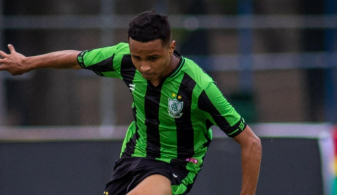 América-MG reage no segundo tempo e bate Sport de virada pelo Brasileirão sub-17