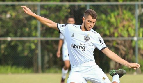 Brasileirão sub-17: Atlético-MG bate Sport Recife na despedida das equipes