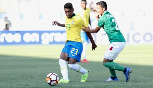 Tetê é convocado pela seleção olímpica para a vaga de Lucas Paquetá