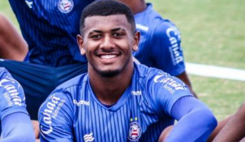 Bahia renova com atacante destaque do time sub-20