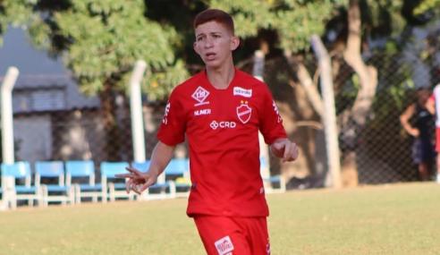 Vila Nova vence a segunda e se isola na liderança do Torneio FGF sub-17