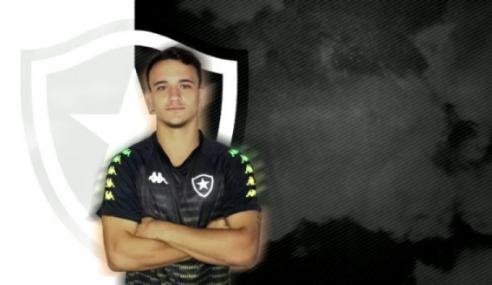 Botafogo acerta com atacante da Cabofriense para o sub-20