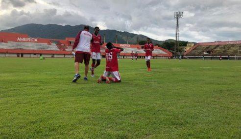 Taça Rio sub-20: America confirma classificação com goleada sobre a Cabofriense