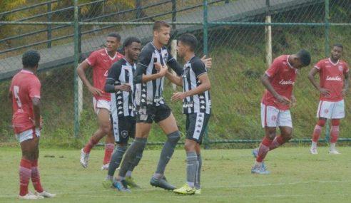 Com gol solitário, Botafogo vence America pela Taça Rio sub-20
