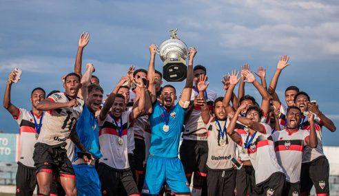 Atlético-GO conquista título do Torneio FGF Sub-20