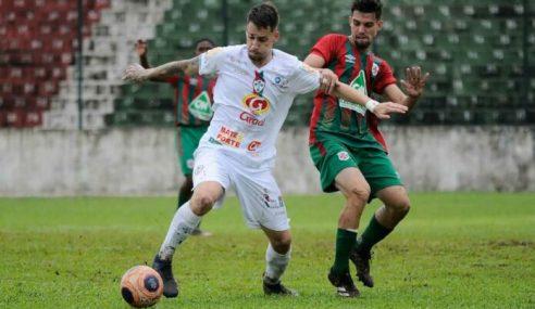 Portuguesa Santista vence Portuguesa e garante classificação no Paulistão sub-20