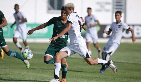 Goiás vence Ceará fora de casa pelo Brasileirão sub-17