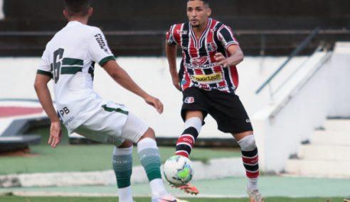 Santa Cruz conquista primeiro triunfo no Brasileirão de Aspirantes
