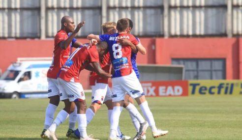 Paraná bate Vila Nova e conquista primeiro triunfo no Brasileirão de Aspirantes