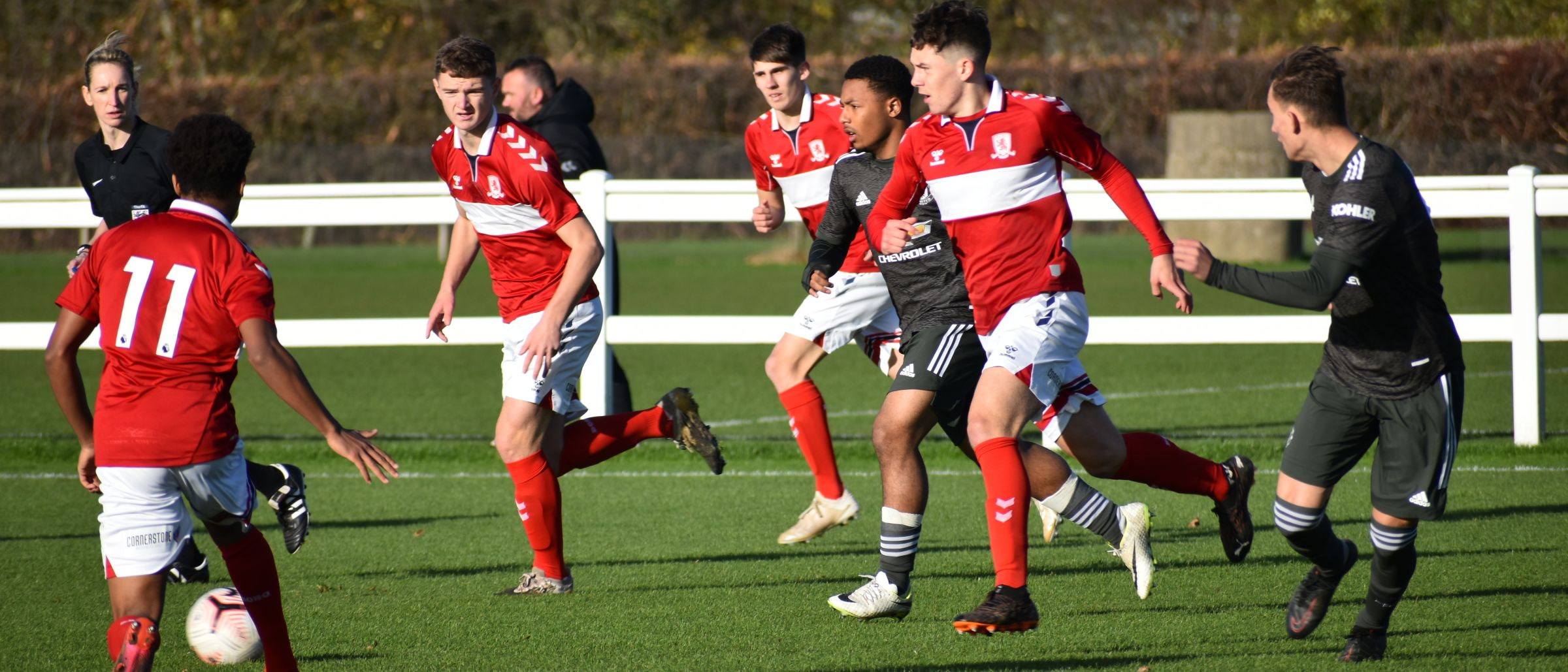 Middlesbrough sofre goleada em casa e perde chance de assumir a ponta no Inglês sub-18
