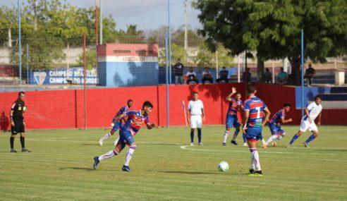 Avaí leva goleada do Fortaleza e perde invencibilidade no Brasileirão de Aspirantes
