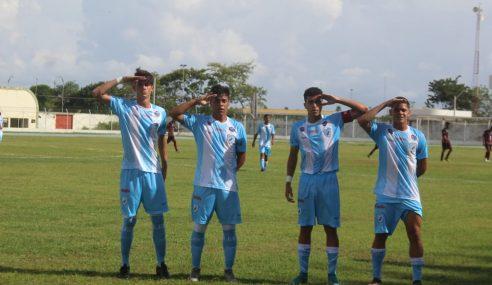 Londrina vence Trem fora de casa e avança na Copa do Brasil Sub-17