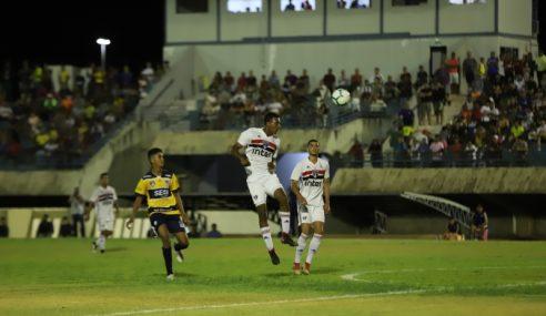 Copa do Brasil Sub-17 de 2020 começa com três jogos