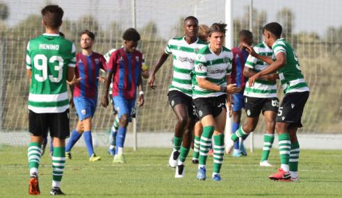 Sporting põe fim à invencibilidade do Marítimo no Português sub-23