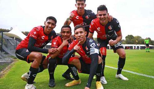 Visitantes vencem todas as partidas de ida das quartas da Liga MX sub-20