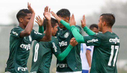Palmeiras derrota Nacional fora de casa e segue vivo no Paulistão sub-20