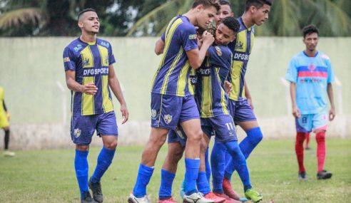 IAPE/DFG estreia com goleada no Maranhense Sub-20