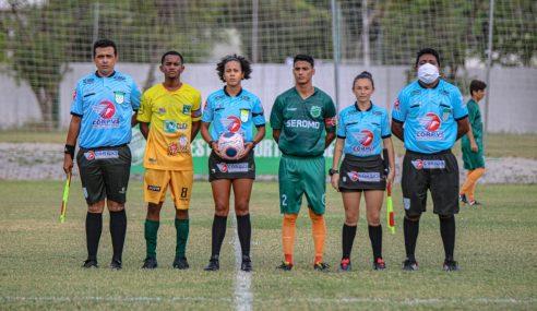 Floresta goleia e vai diretamente às semifinais do Cearense Sub-17