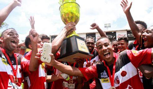 Taboão da Serra conquista título da Paulista Cup Sub-20