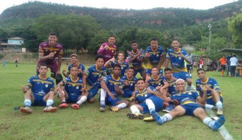 Palmas vence fora de casa e garante primeiro lugar no Tocantinense Sub-17