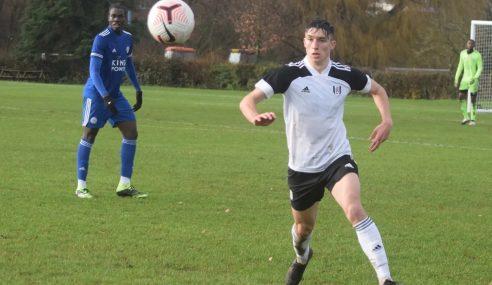 Líder Fulham tropeça em casa diante do lanterna Leicester City pelo Inglês Sub-18