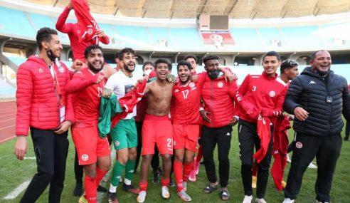 Tunísia garante seu lugar na Copa das Nações Africanas Sub-20